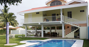 san blas surf el salvador beach house for sale real estate