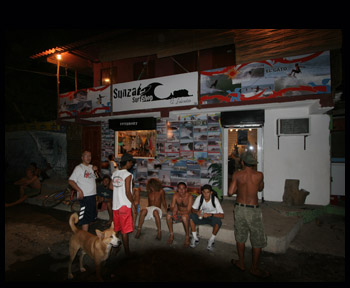 el salvador surf shop