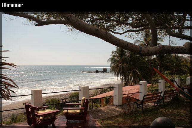 El Tunco Beach El Salvador Hotel